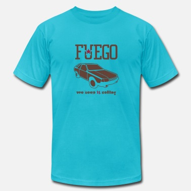 Fuego Rogue Fuego With - Men's Fine Jersey T-Shirt