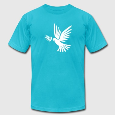 Peaceful Dove - Men's Fine Jersey T-Shirt