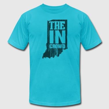 The In Crowd - Men's Fine Jersey T-Shirt