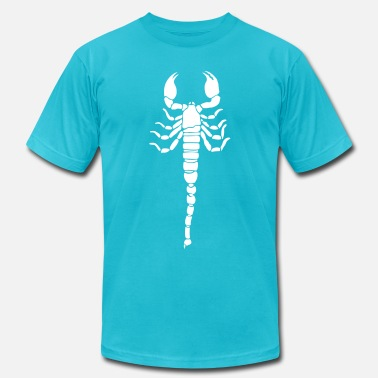 Tribal Scorpion Scorpion Tribal Tattoo 6 - Men's  Jersey T-Shirt