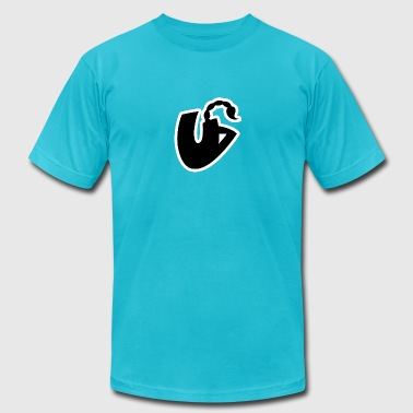 Ultra Logo - Men's Fine Jersey T-Shirt