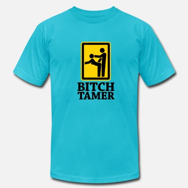 Fucking Spring Break Bitch Tamer Sign 2c - Men's  Jersey T-Shirt