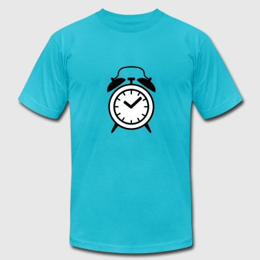 alarm clock - Men's Fine Jersey T-Shirt
