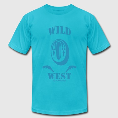 Russell Westbrook Wild West Shirt - Men's Fine Jersey T-Shirt