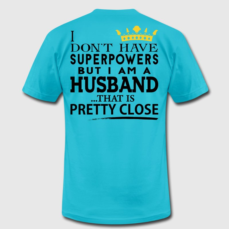 SUPER HUSBAND! - Men's Fine Jersey T-Shirt