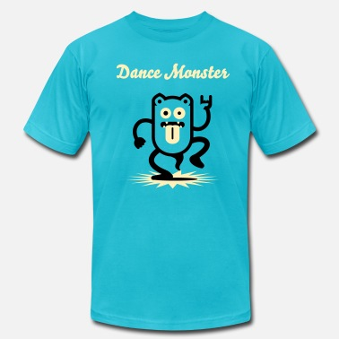 Dance Monster Dancemonster / Dance Monster No. 1_2c - Men's Jersey T-Shirt