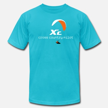 Paraglider Paraglider Cross Country - Men's  Jersey T-Shirt