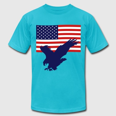 4th of July - Men's Fine Jersey T-Shirt