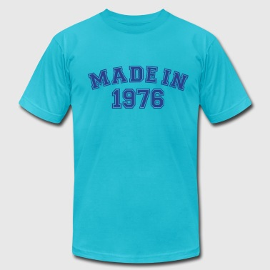 Made in 1976 - Men's Fine Jersey T-Shirt