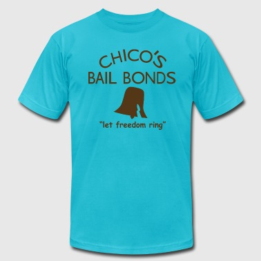 Chicos Bail Bonds - Men's Fine Jersey T-Shirt