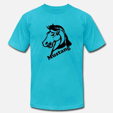 Lioness Team Name stallions - Men's  Jersey T-Shirt
