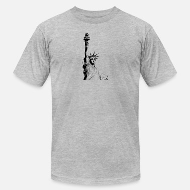 Statue Of Liberty Statue of Liberty - Men's  Jersey T-Shirt
