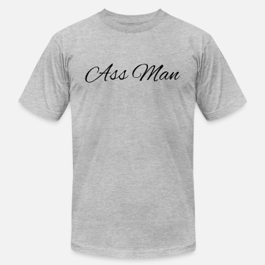 Ass Man Ass Man - Men's Fine Jersey T-Shirt