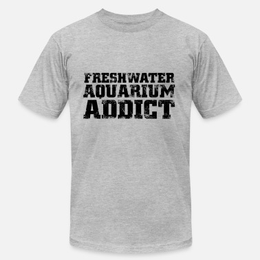 Freshwater Freshwater Aquarium Addict - Men's  Jersey T-Shirt