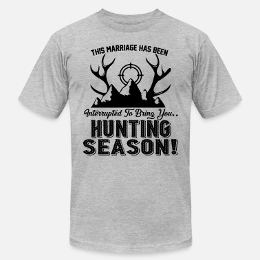 Hunting Season Hunting Season - Men's  Jersey T-Shirt