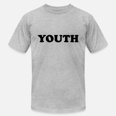 Youth Size YOUTH - Men's Jersey T-Shirt