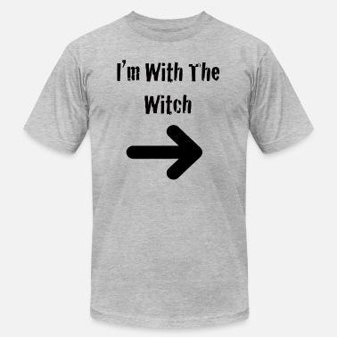e723b87d T-shirts Funny Halloween Couple T-shirts Orange Couple Shirts Witch  Girlfriend Scary Tee