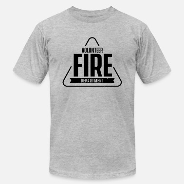 Volunteer Fire Department Volunteer Fire Department - Unisex Jersey T-Shirt