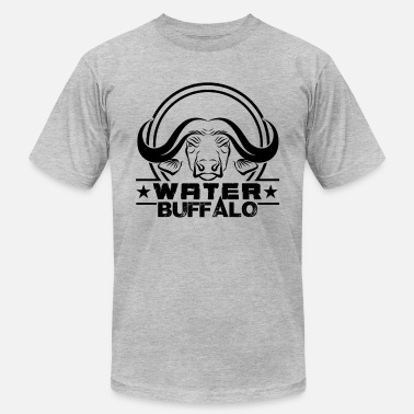 Water Buffaloes Water Buffalo Shirt - Water Buffalo T Shirt - Men's  Jersey T-Shirt
