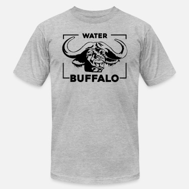 Water Buffaloes Water Buffalo Lover Shirt - Men's  Jersey T-Shirt