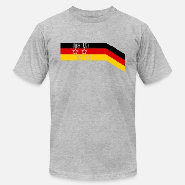 4 Stars Germany 4 stars - Men's Jersey T-Shirt
