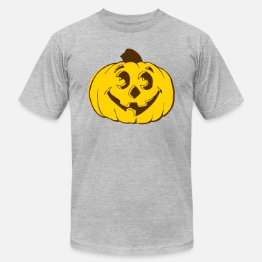 5028d61b9e Halloween Pumpkin Men's T-Shirt | Spreadshirt