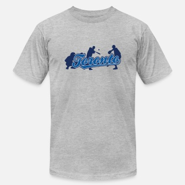 Get Your Game Face On Toronto Baseball - Men's  Jersey T-Shirt