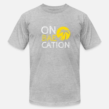 Bae On Bae Cation Great Holiday Tshirt - Men's  Jersey T-Shirt