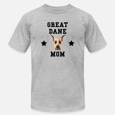 Great Dane Dog Mom Great Dane Mom Dog Owner - Men's  Jersey T-Shirt