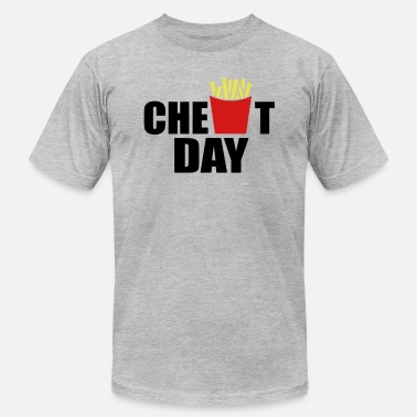 Cheat Day cheat day - Men's  Jersey T-Shirt