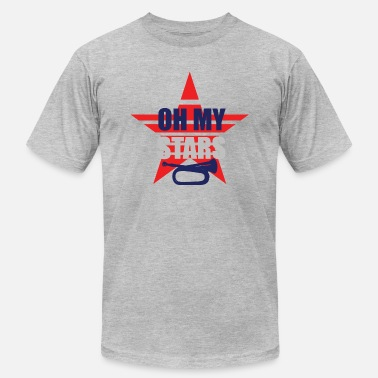 Region 4th B OH 1STAR - Unisex Jersey T-Shirt