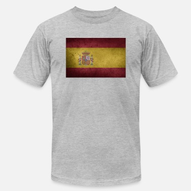 Flags Spain flag of spain - Men's  Jersey T-Shirt