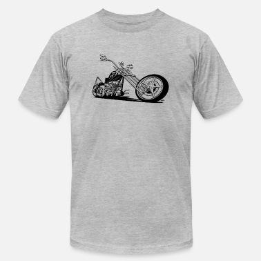 a1576ff78197 Custom American Chopper Motorcycle - Men's Jersey T-Shirt