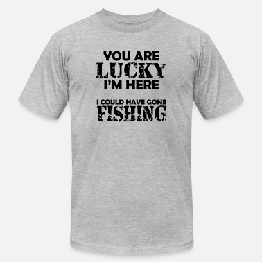 Crab Fishing Sport Fishing - Men's  Jersey T-Shirt
