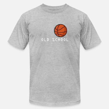 Basketball Old School old school - Men's Jersey T-Shirt