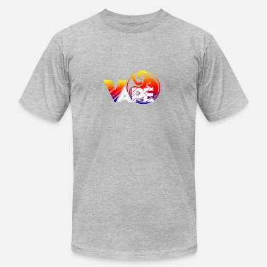 The Smoking Ape Vape ape Shirt - Men's  Jersey T-Shirt