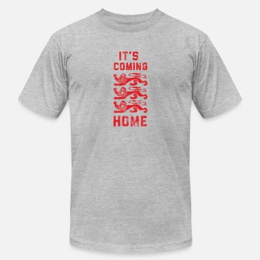 Three Lions Three Lions Shirt, Englad Football Shirt, It's Co - Men's  Jersey T-Shirt