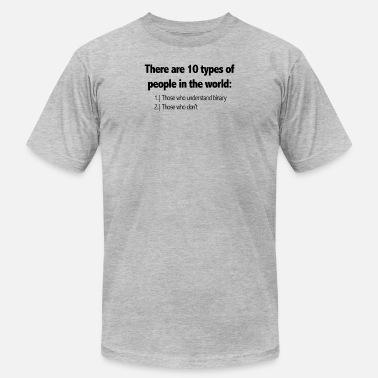 a5444cab1670 10 Types of People Funny Math Person Teacher Men s Premium T-Shirt ...