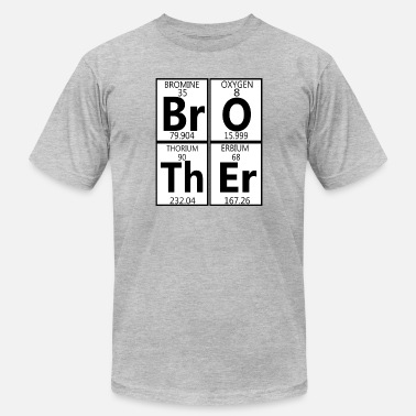 The Chemical Brothers Brother T-Shirt great gift for Chemical Student - Men's  Jersey T-Shirt