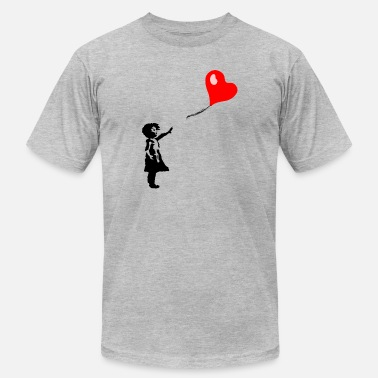 Balloon Artist Balloon Girl - Men's  Jersey T-Shirt
