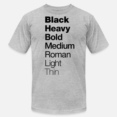 7797da5fb Graphic Design T-shirt Helvetica Men's Premium T-Shirt   Spreadshirt