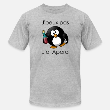Apelike I can't. I've got Aperitif (French version) - Men's  Jersey T-Shirt