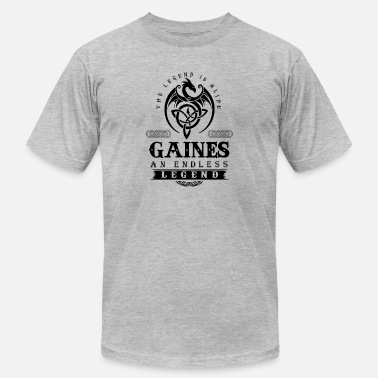 Muscle Gain GAINES - Men's  Jersey T-Shirt