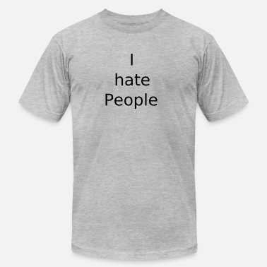 Everyday People Hate People - Men's  Jersey T-Shirt