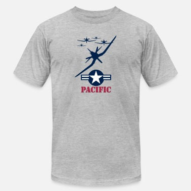 Pacifism pacific - Men's  Jersey T-Shirt