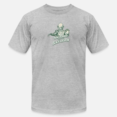 Mon Calamari Mon Calamari From The Black Lagoon - Men's Jersey T-Shirt