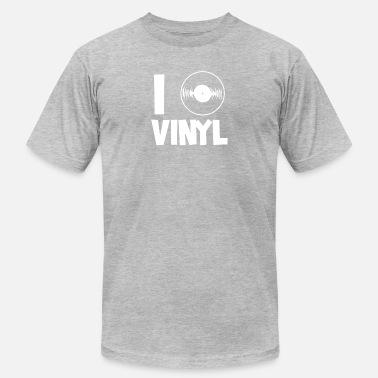 Shop I Love Vinyl Birthday T Shirts Online