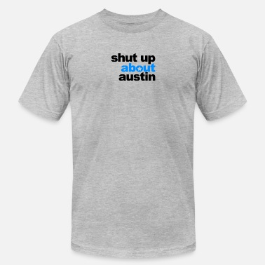 American Apparel Couples Sxsw American Apparel - Men's Fine Jersey T-Shirt