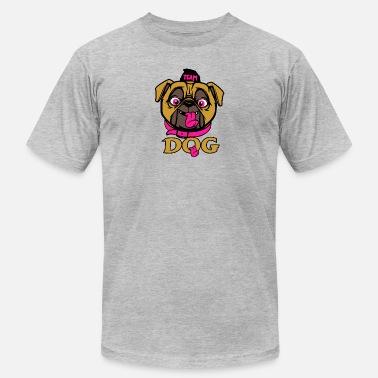 7072826c Team Dogs Team Dog - Men's Jersey T-Shirt
