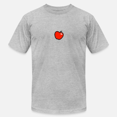 Apple Tree Red Apple - Men's Jersey T-Shirt